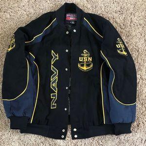 US Navy Varsity Jacket